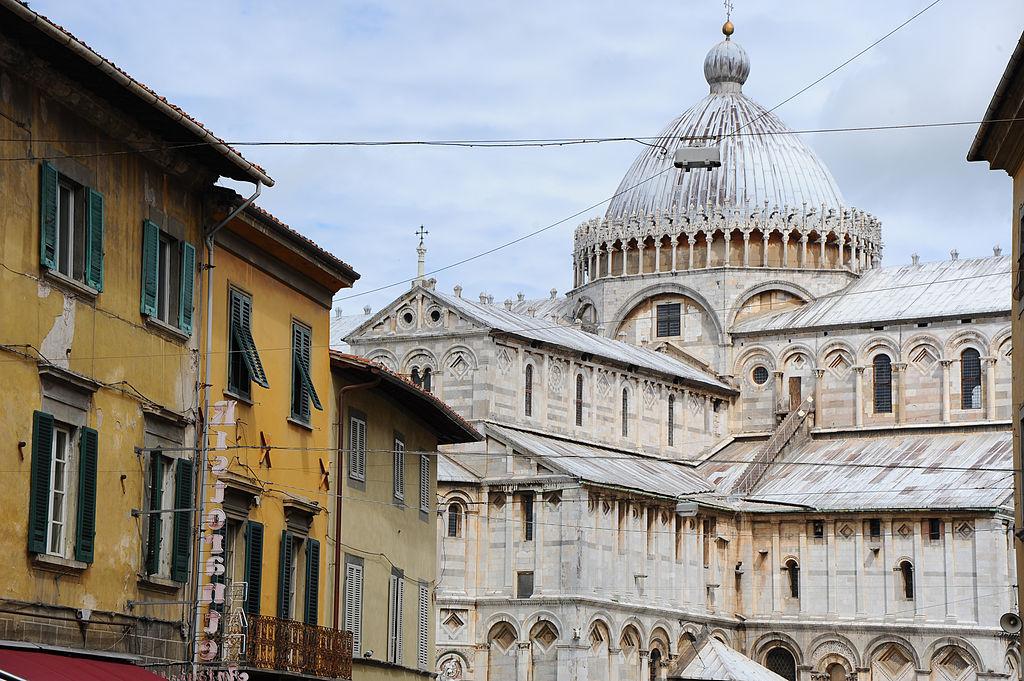 900 anno della dedicazione della Cattedrale del Duomo di Pisa